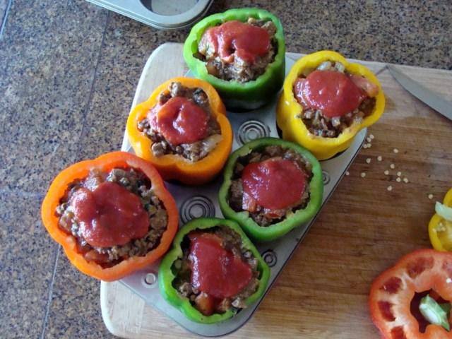 muffin pepper