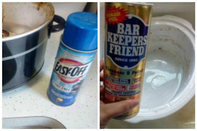Cleaning Crock Pot Tools