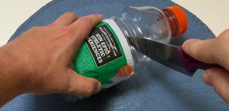Gatorade Bottle Hack