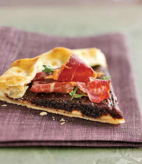 Prosciutto Crostata Edited
