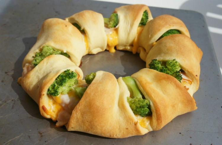 pillsbury crescent rolls how to open