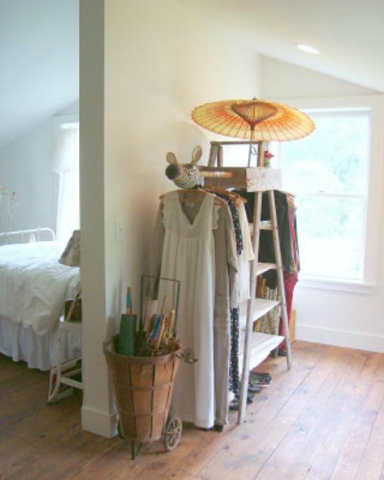 Ladder-Closet 2