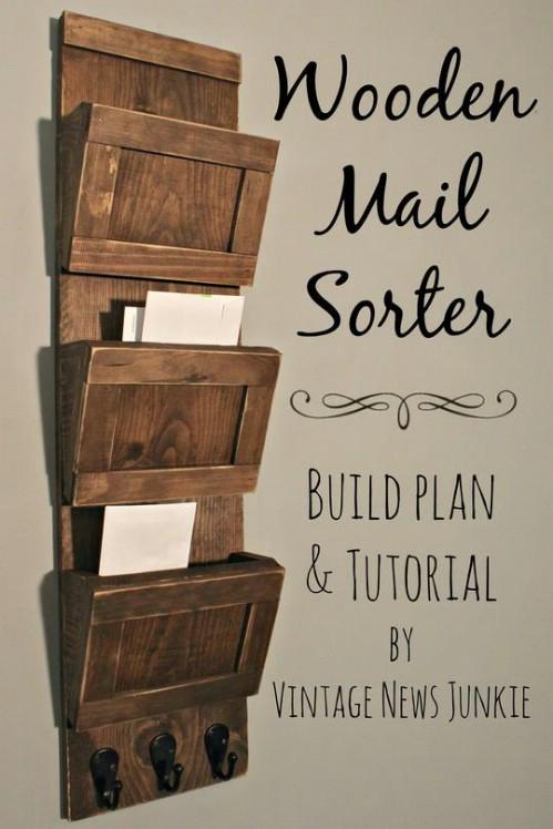 Mail Sorter