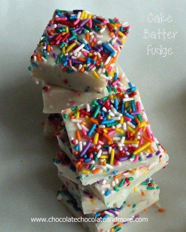 Cake Fudge