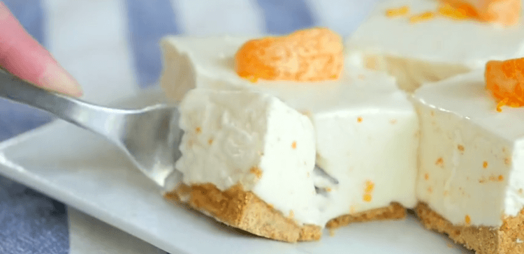 Creamsicle Bars