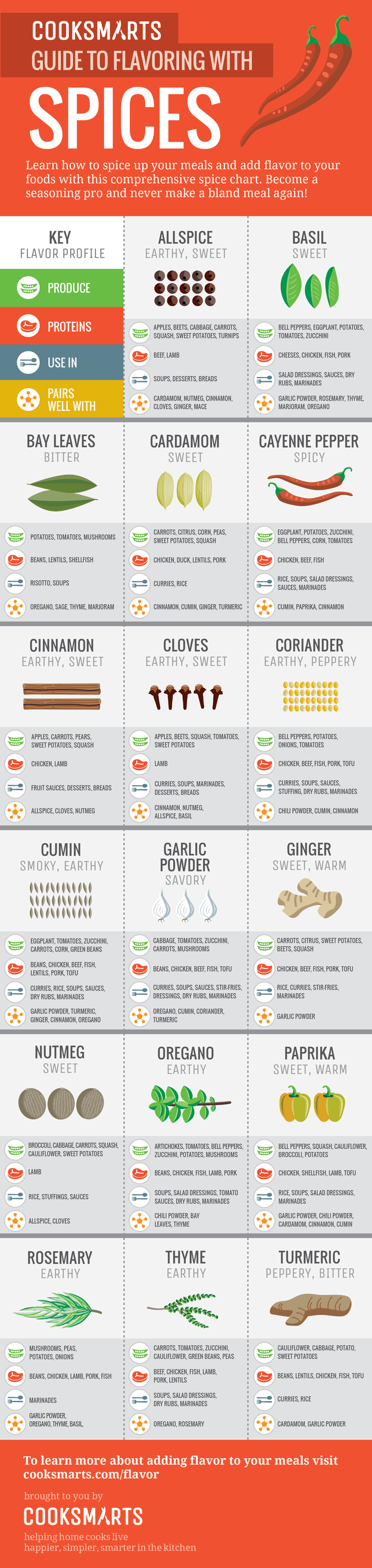 Spices Graphic