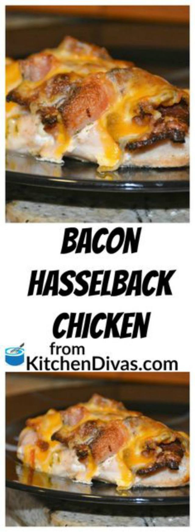 Bacon Hasselback