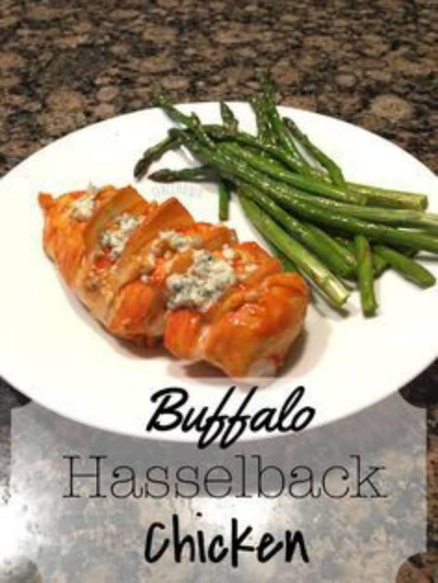 Buffalo Hasselback