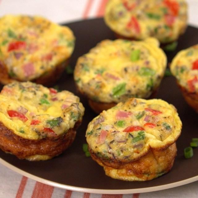 Grab-N-Go Omelettes