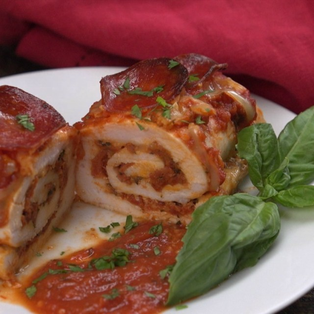 pizza-stuffed-chicken