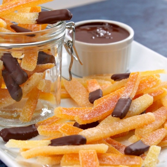 Chocolate Orange Peels Dunmore Candy Kitchen: 51 No-Bake Desserts For When You Can't Take The Heat