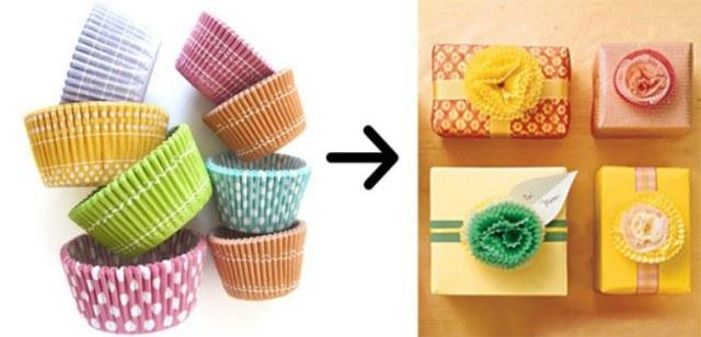 Cupcake Bows