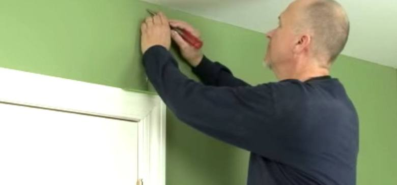 Fixing Dry Wall Cracks