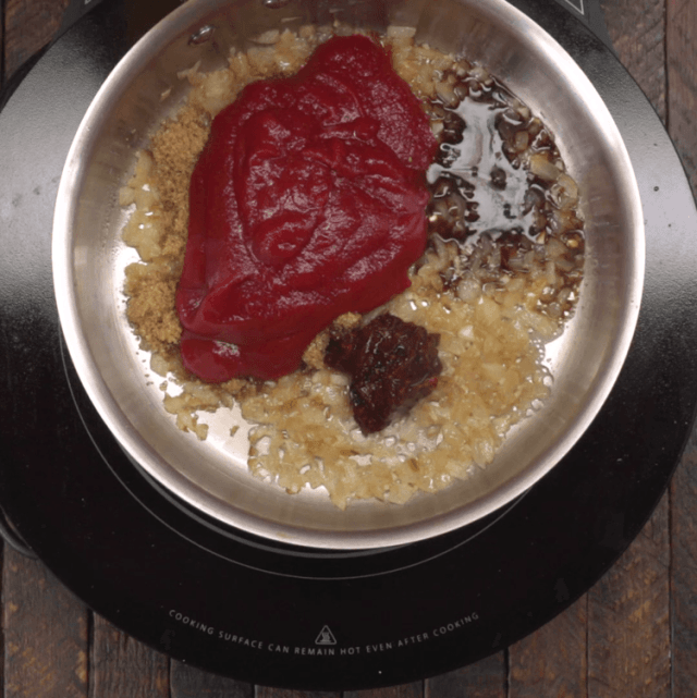 Oven-Barbecued Beef Brisket BBQ sauce ingredients
