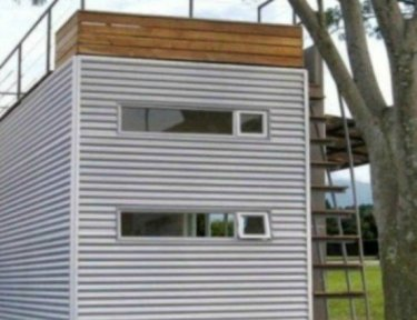 Cubica shipping container home