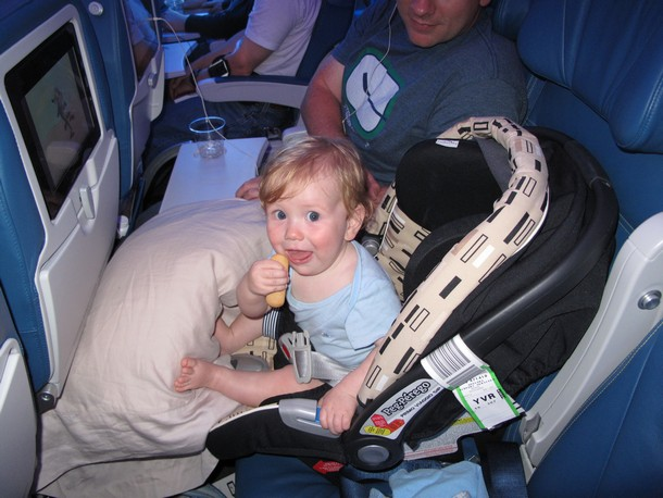 Crystal Amp Clear Travel Baby Travel Tips For Flying