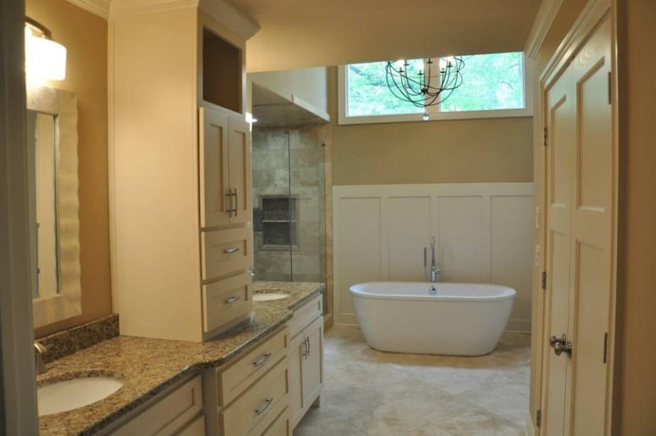 Gwinnett bathroom remodel