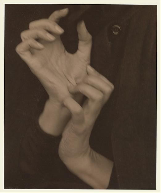 Alfred Stieglitz - Georgia Okeeffe