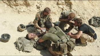 Una de las mejores películas de guerra que he visto nunca apenas tiene acción 'Kajaki' es un ejercicio de tensión
