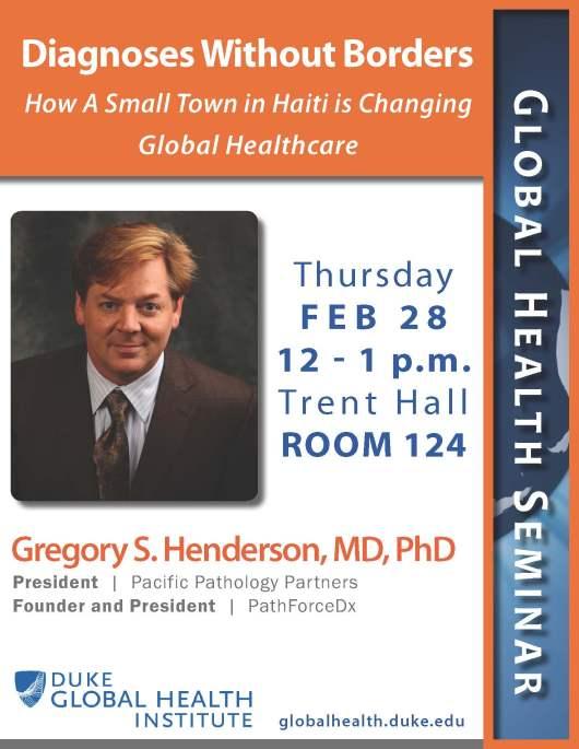 GH Seminar Greg Henderson