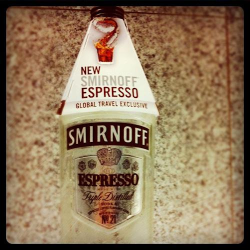 smirnoff espresso vodka