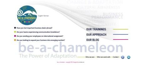Be A Chameleon