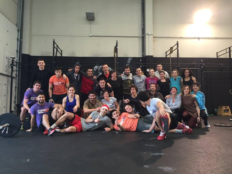 Seminario de Mobility y suelo pélvico en CrossFit Pamplona