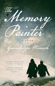 The Memory Painter cover