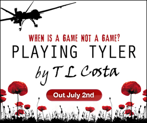 Playing  Tyler, in stores now!