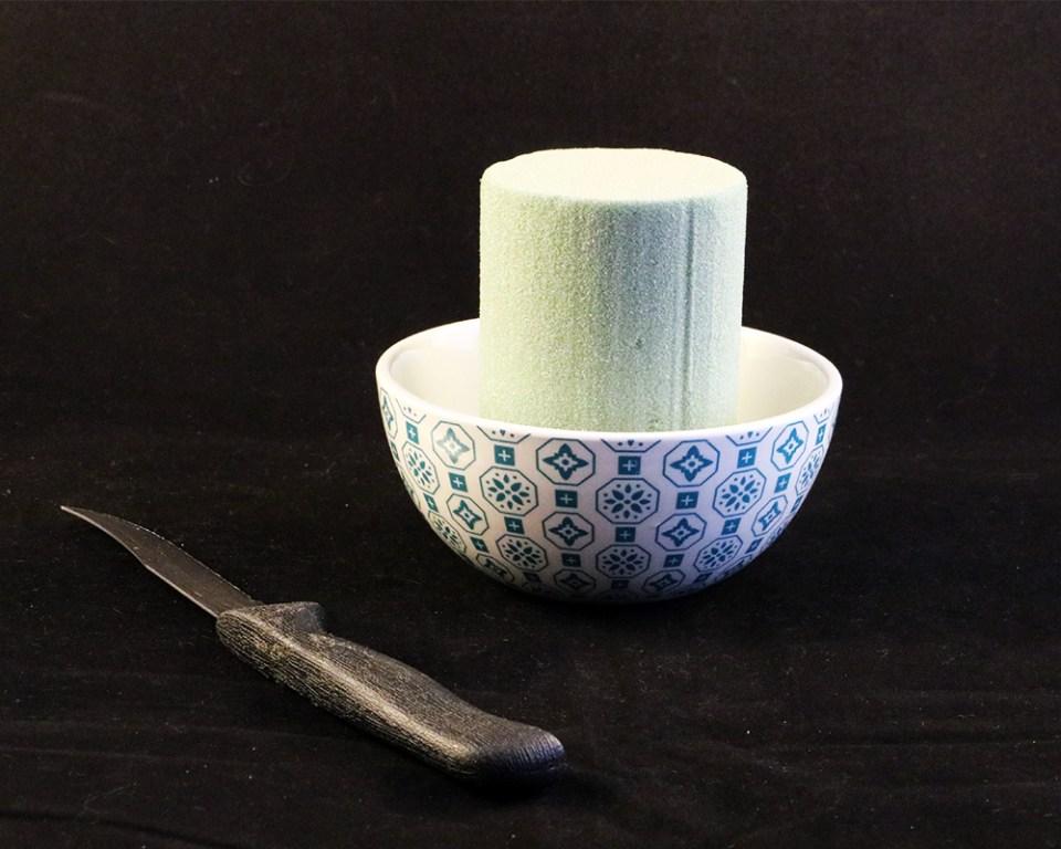 Cutstyrofoam