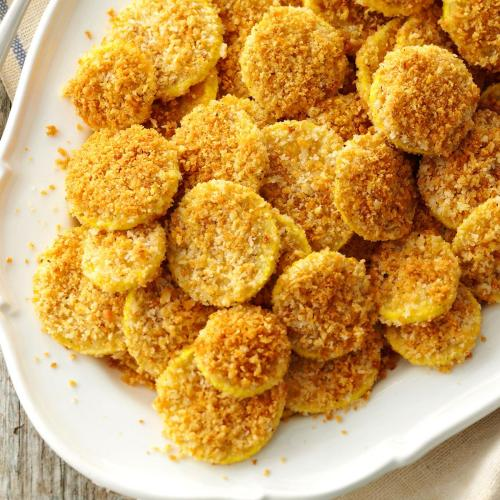 Groovy Baked Parmesan Breaded Squash Exps174126 Th143190d10 03 4bc Rms Baked Parmesan Crusted Ken Egg Mayo Baked Parmesan Crusted Ken