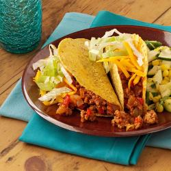 Small Of Ground Turkey Tacos