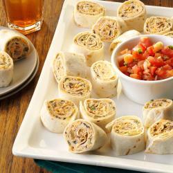 Lummy Home Graduation Party Food Ideas Fiesta Pinwheels Recipe Taste Large Crowd Graduation Party Food Bar Ideas