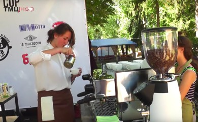 Бариста змагалися за Кубок «Ternopil Latte Art Cup»