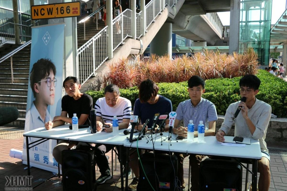 「一地兩檢」論壇 黃台仰:殖民香港方案 戴耀庭:香港已進入半威權時代