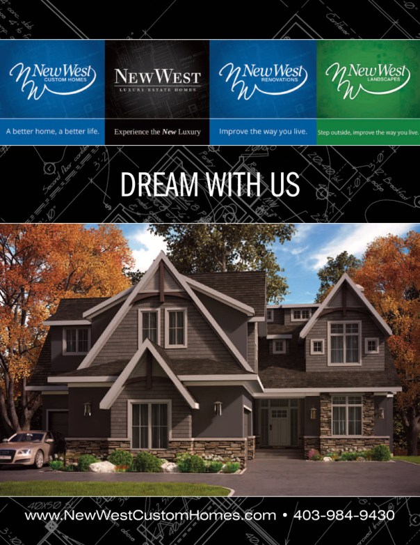 New West Luxury Estate Homes