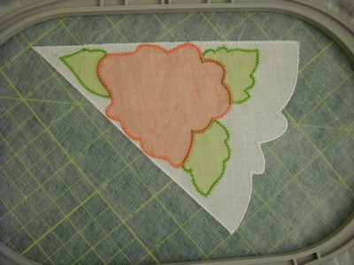 Applique Doillies