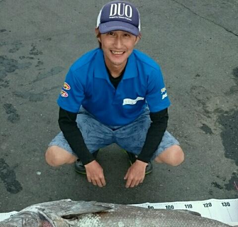 9月24日釣果☆記録的怪物魚イシナギ