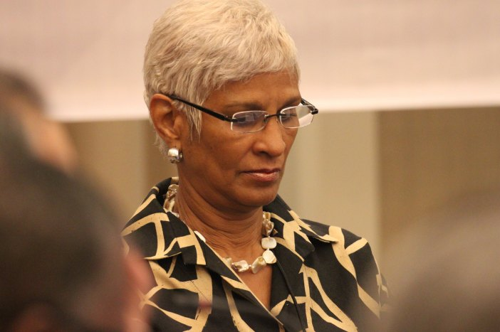 Director General, CARICOM Office of Trade Negotiation, Ambassador Gail Mathurin