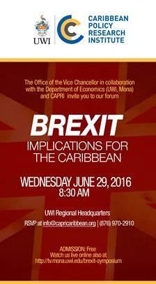 Brexit symposium 29 June 2016