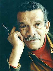 Sir Derek Walcott (Photo via Barbados Today)
