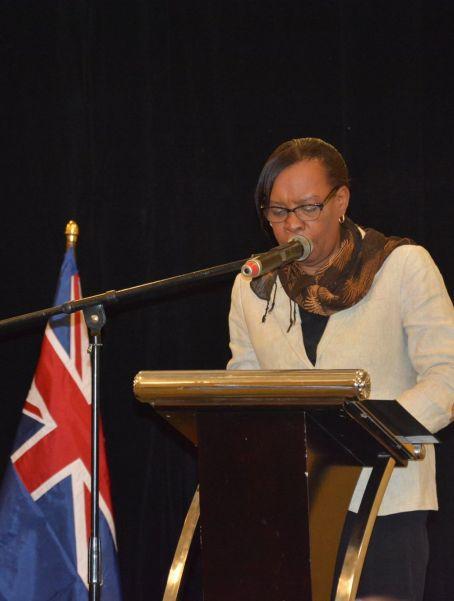 Dr. Philomen Harrison, Director, Regional Statistics, CARICOM Secretariat