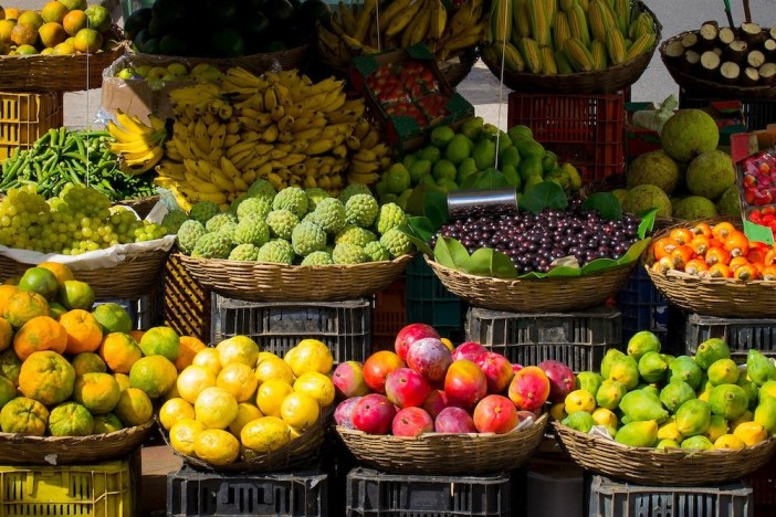 Fruits and vegetables (OECS website)
