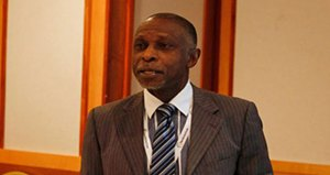 Finance Minister of Guyana, the Hon Carl Greenidge