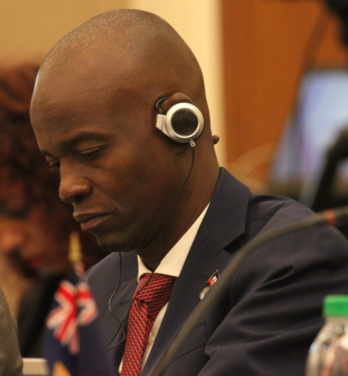 President of Haiti, His Excellency Jovenel Moise