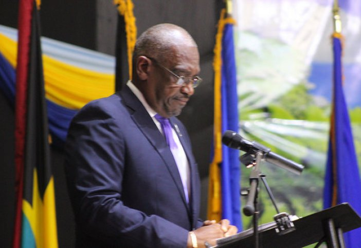Prime Minister of The Bahamas, Dr Hubert Minnis