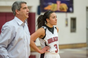 """""""Whitney doesn't take days off... There's just a level of consistency that you know you're going to get, which is really a nice thing to be able to rely on,"""" said Chico State women's basketball coach Brian Fogel, who also coached Branham's father in college"""