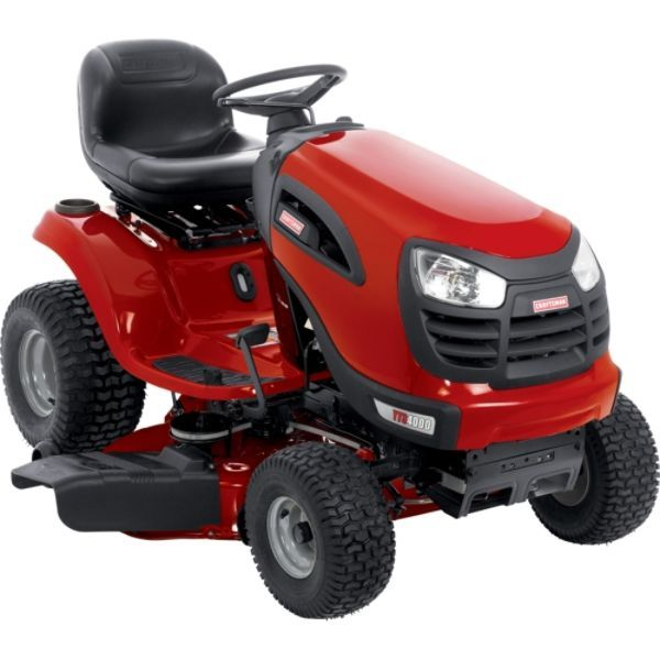 2011 Craftsman Yt 4000 42 Inch 24 Hp Riding Lawn Tractor