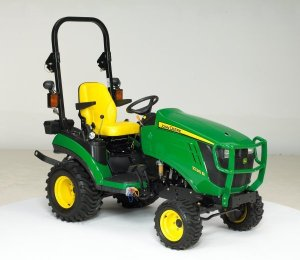 John Deere Sub Compact Tractors