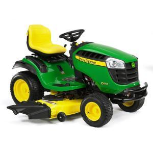 D170 2011 John Deere 54 in 26 HP Riding Mower Model D170 Review